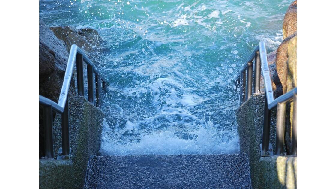 Vous prenez l'escalier??,,,,