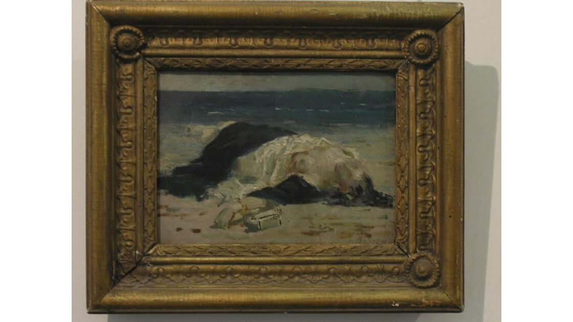 tableau de Toulouse_Lautrec