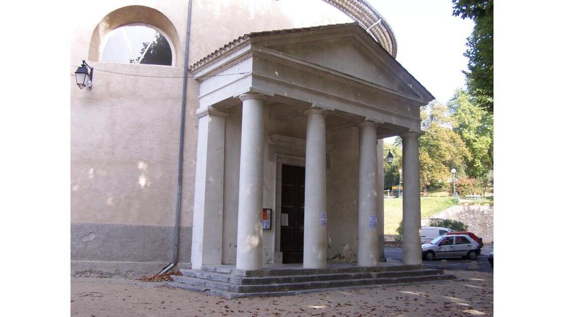 le temple de Lasalle
