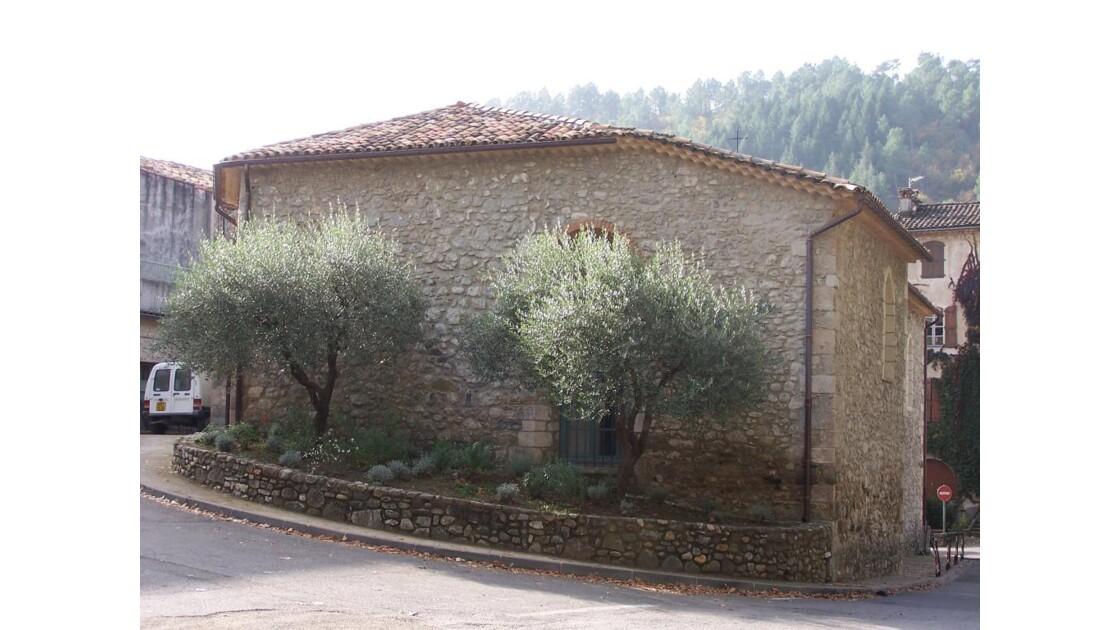 le presbytére