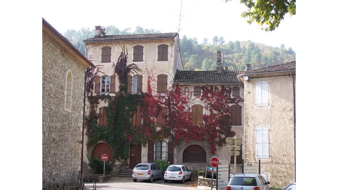 maison de bourgeois