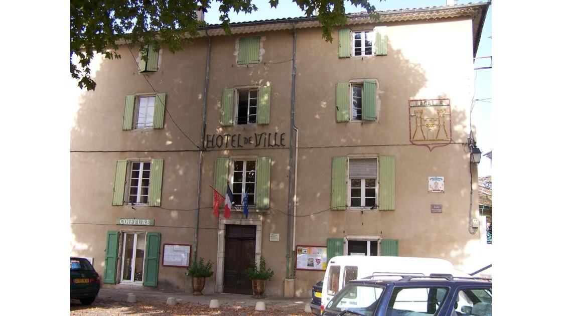 la mairie de Lasalle