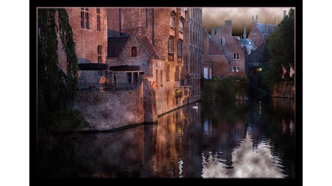 Flamboyante Flandre, Bruges