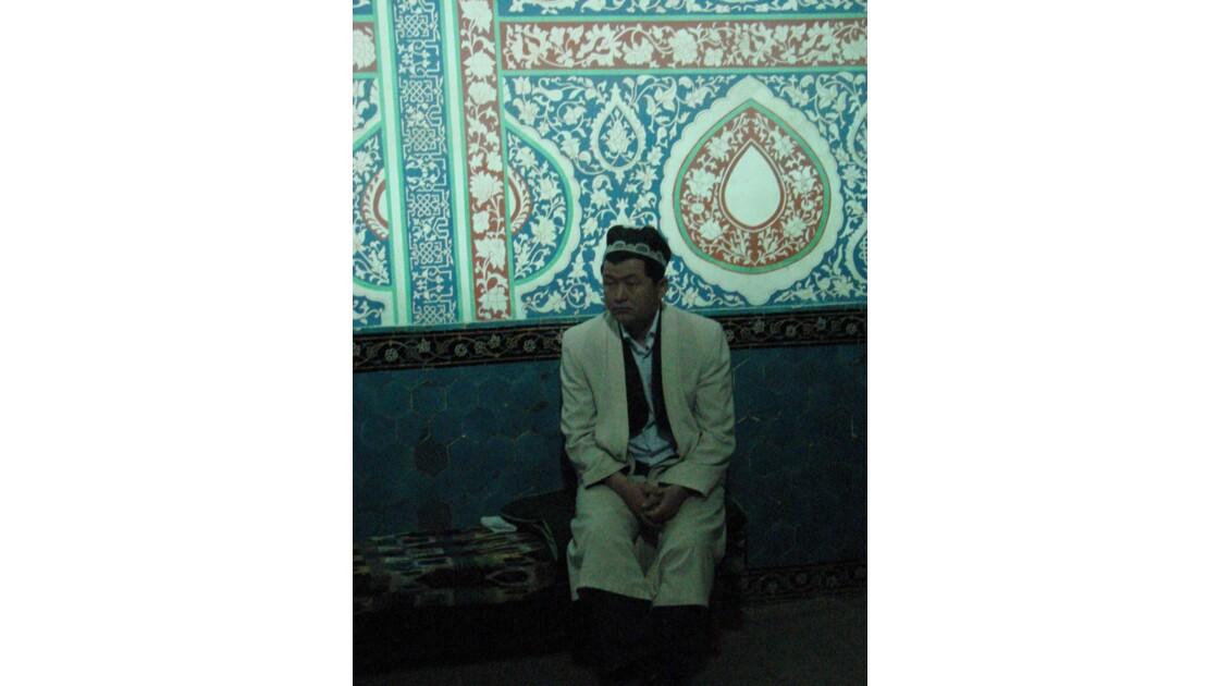 Samarcande la nécropole de Chah-I-Zinda