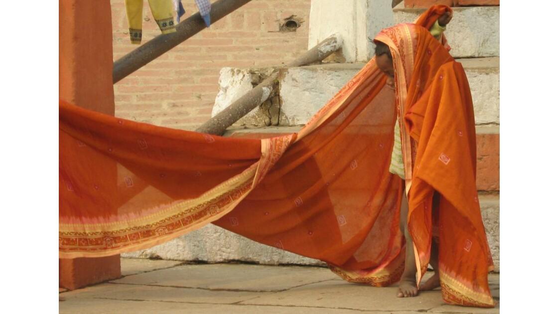 L'art du Sari