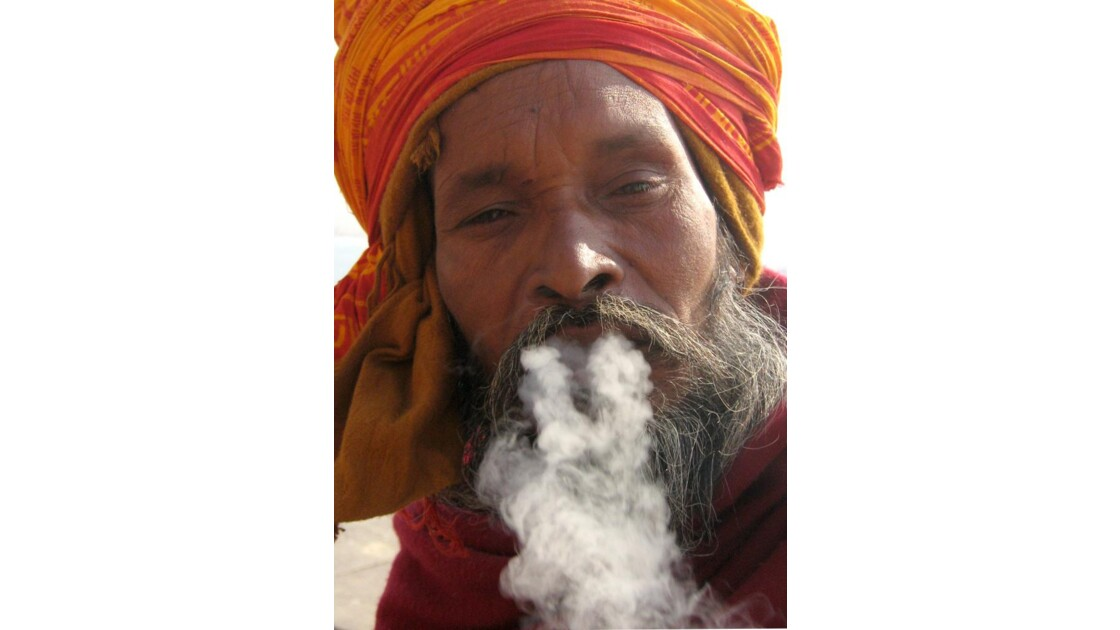 Ganja in the Ganga