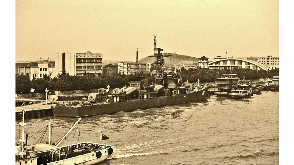 Rives du Huangpu