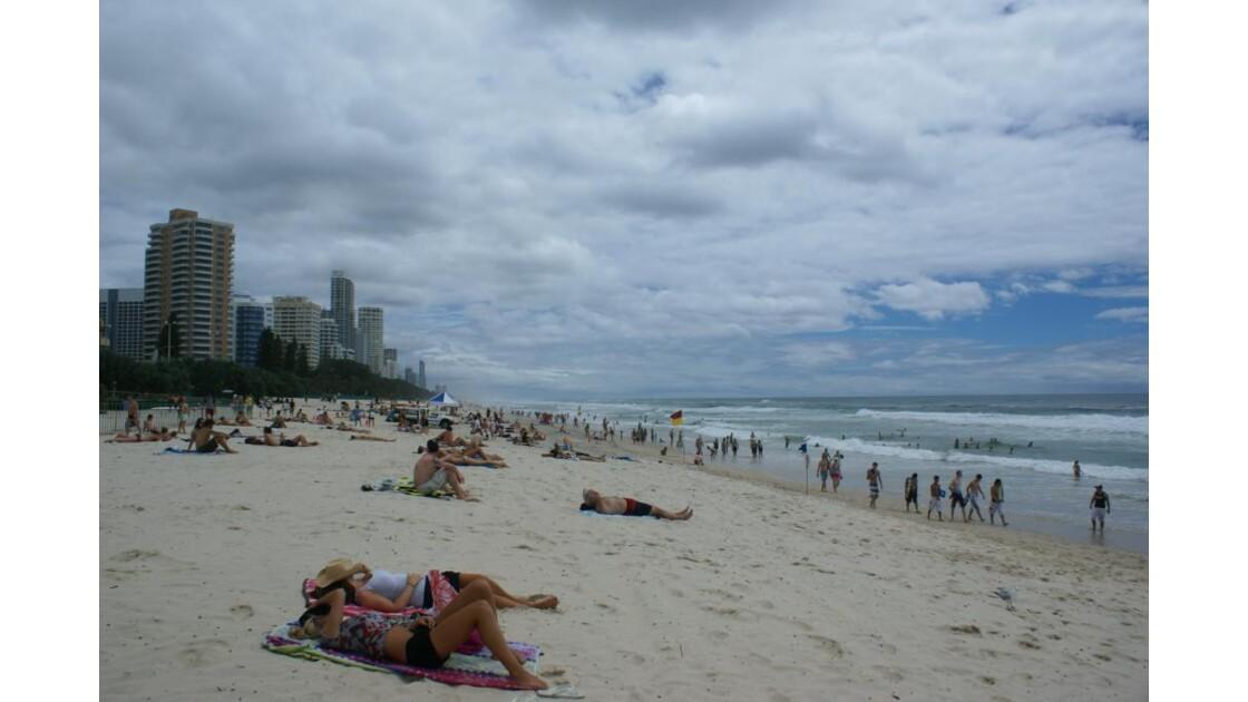 Surfer's Paradise plage