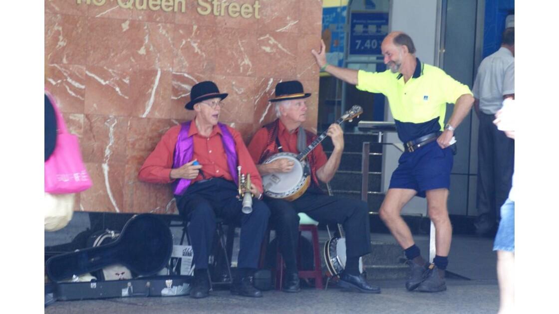 Papys Chanteurs - Brisbane