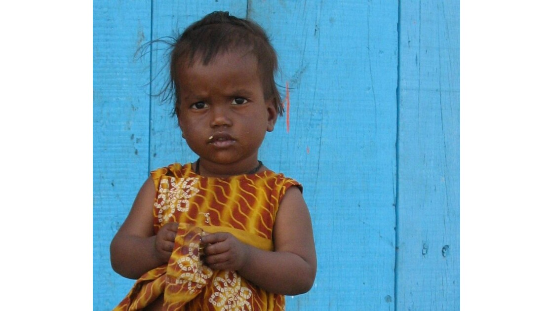Enfant des Indes