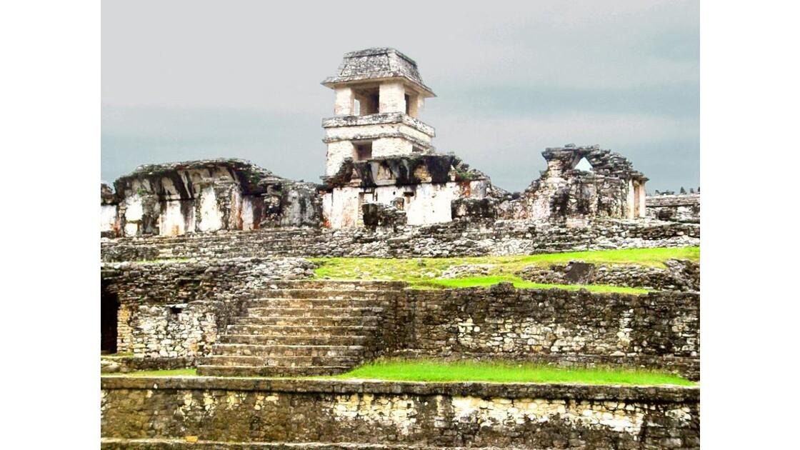 Palenque  Le Palacio