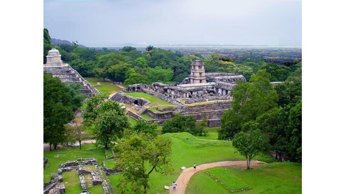 Palenque El Palacio   ( le palais)