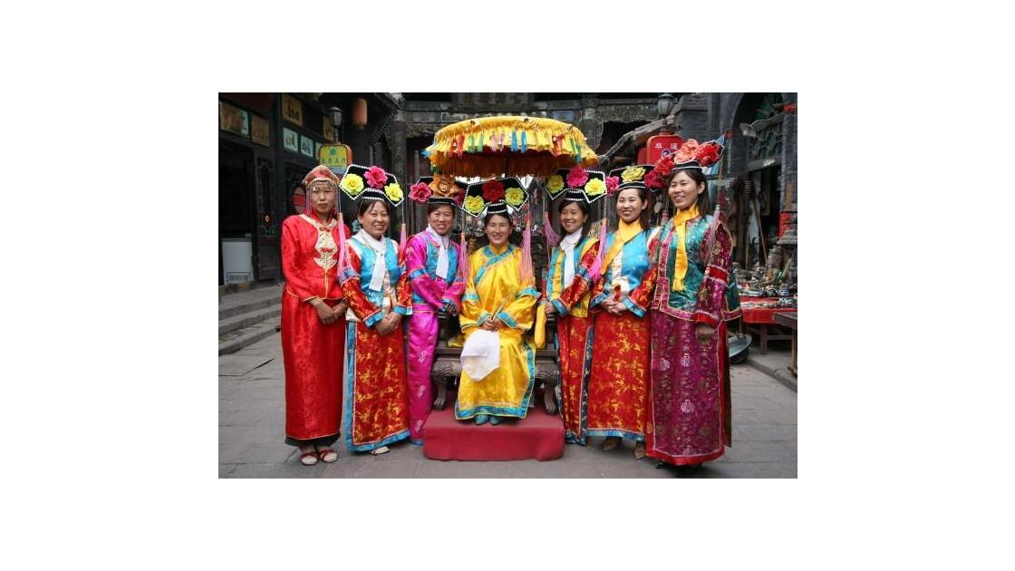 Tradition a Pingyao
