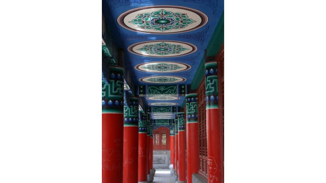 Un temple de Kunming