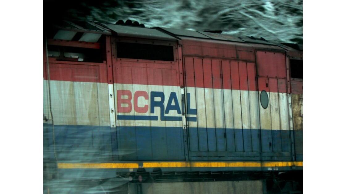 Train - Terrace - Canada
