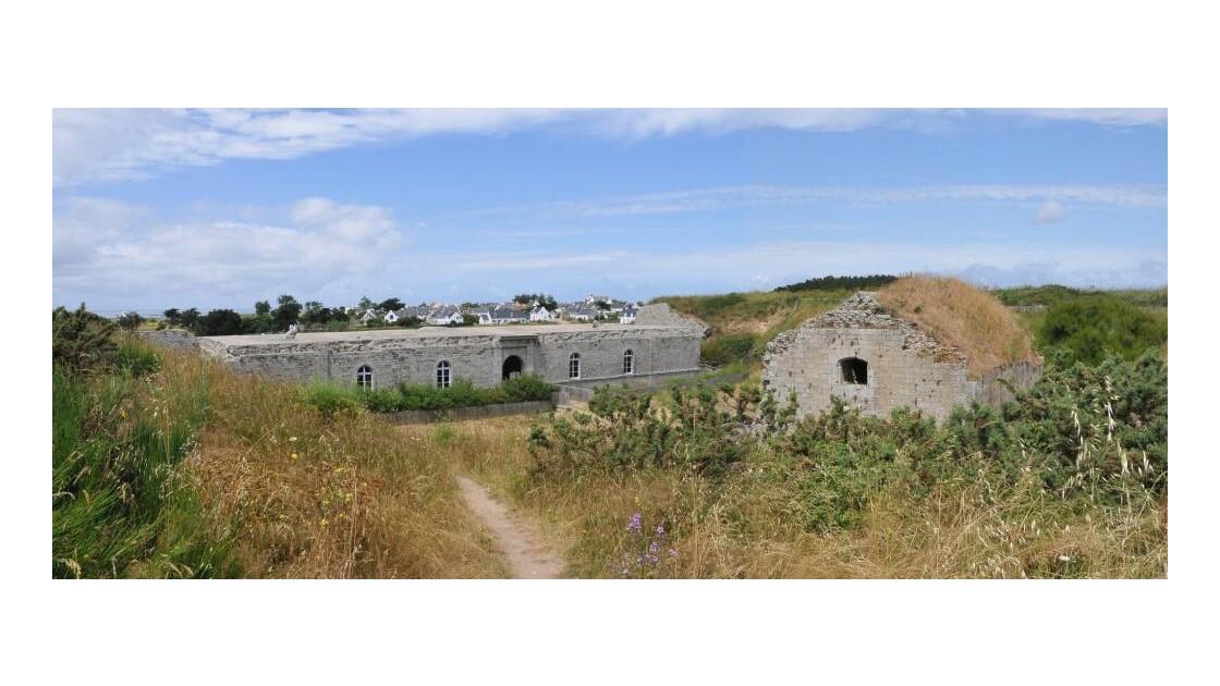 Hoëdic, le Fort
