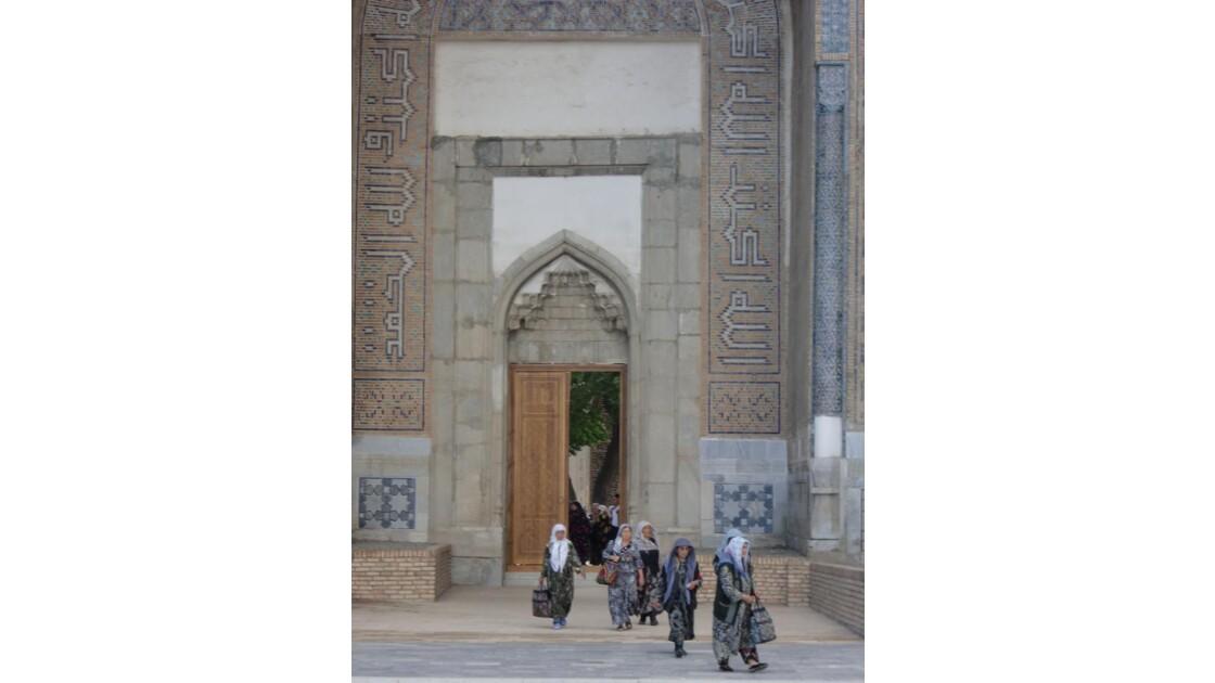 Samarcande Mosquée Bibi Khanoum