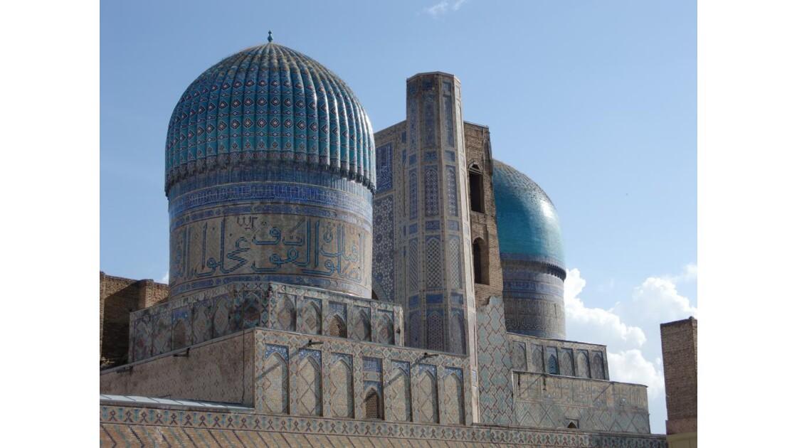 Samarcande Mosquée de Bibi Khanoum