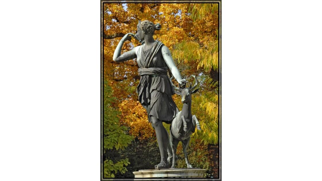 Sculpture de Diane