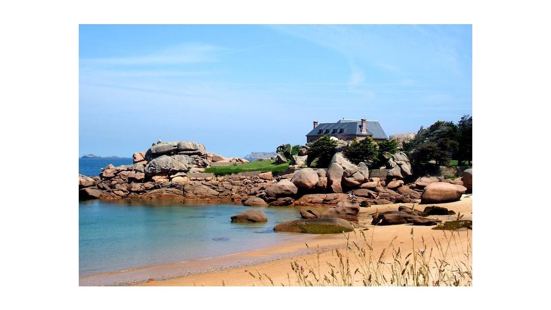 Un été en Bretagne