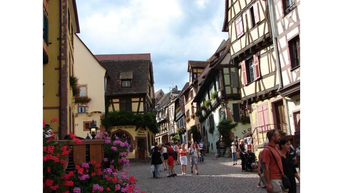 Rue commerçante (Riquewihr)