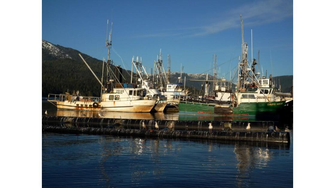 Port de Prince Rupert - Canada