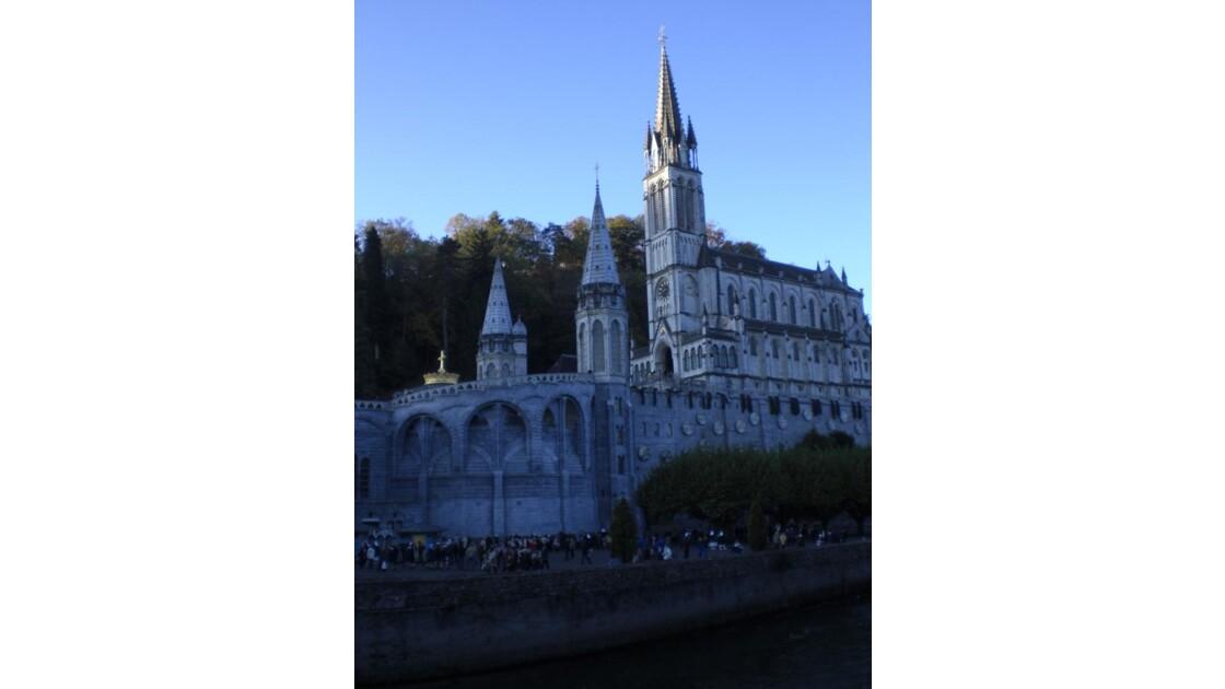 Lourdes Le Sanctuaire