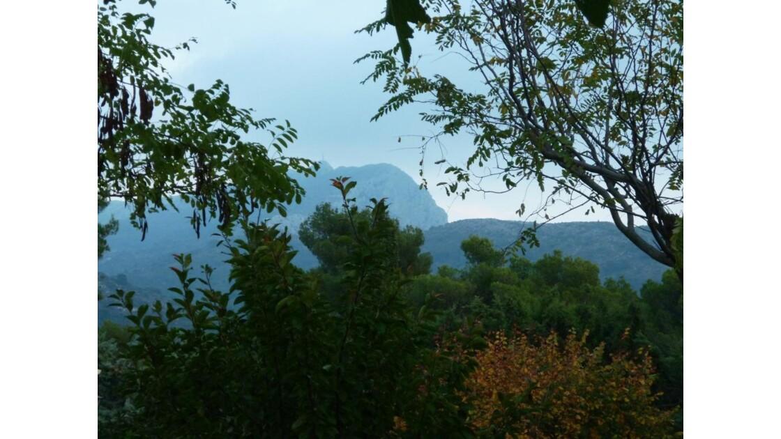 Montagne Ste Victoire...la charlotte