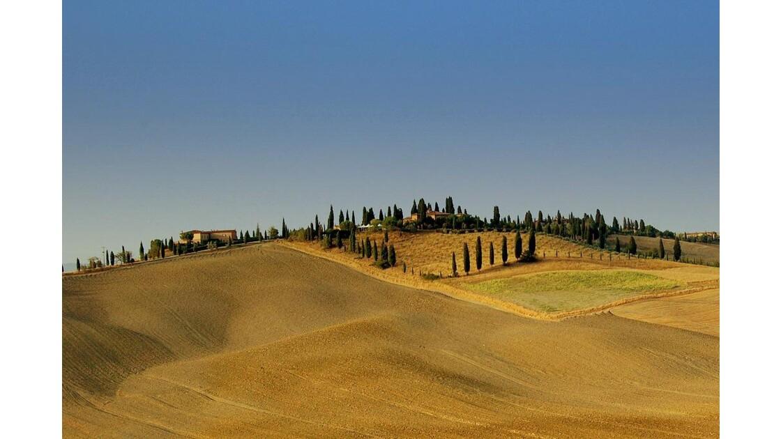 Toscane : paysage