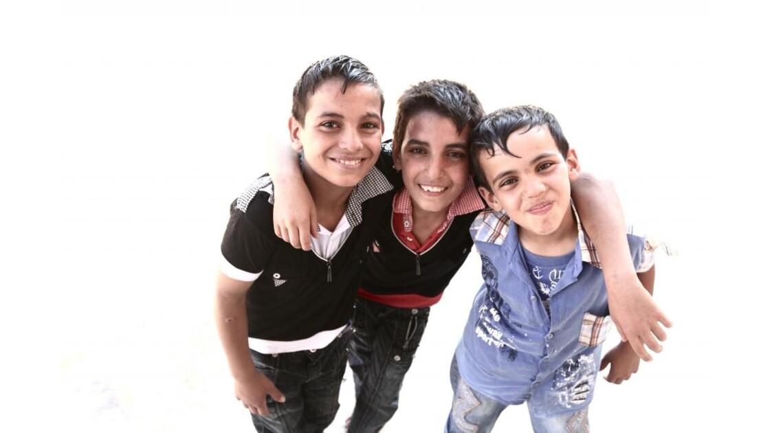 Syrie - Alep - Portraits