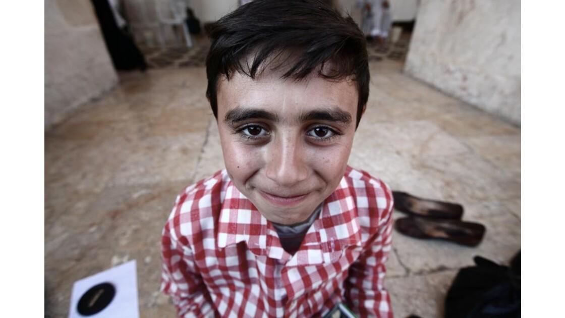 Syrie - Alep - Un air du Petit Nicolas