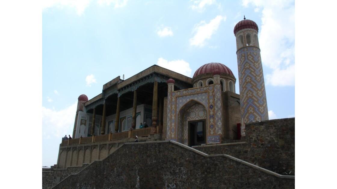 Samarcande mosquée Khazret Khizr