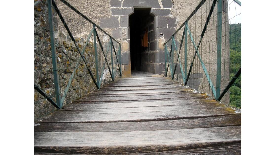 Le pont-levis
