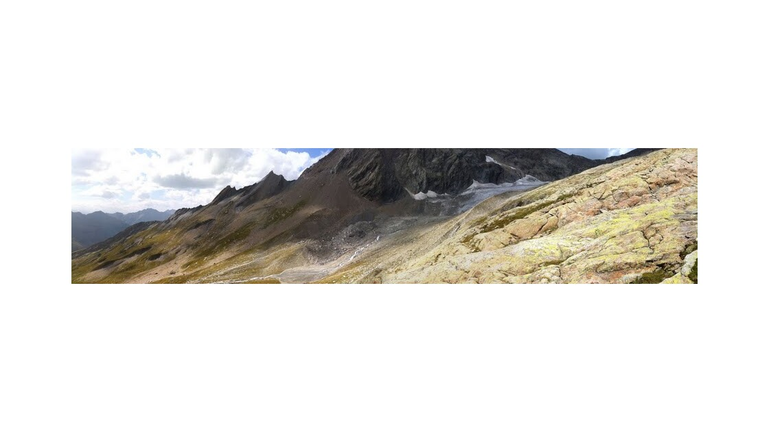 Glacier des Lanchettes 1