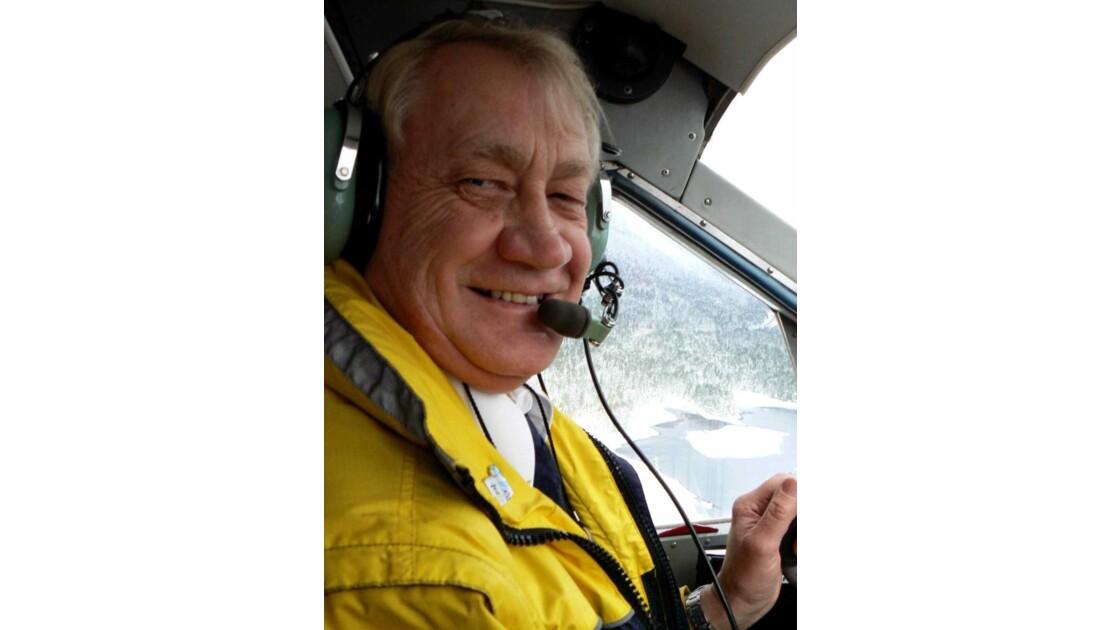 Pilote - Prince Rupert - Canada