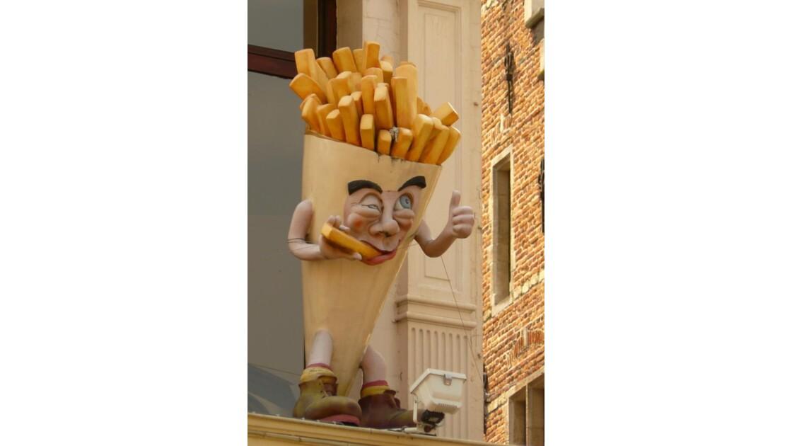 Une petite frite ?