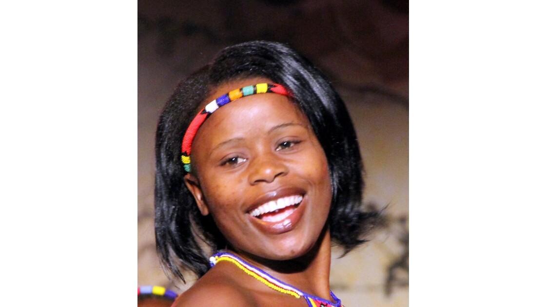 """""""Portrait d'artiste d'Afrique du Sud .."""