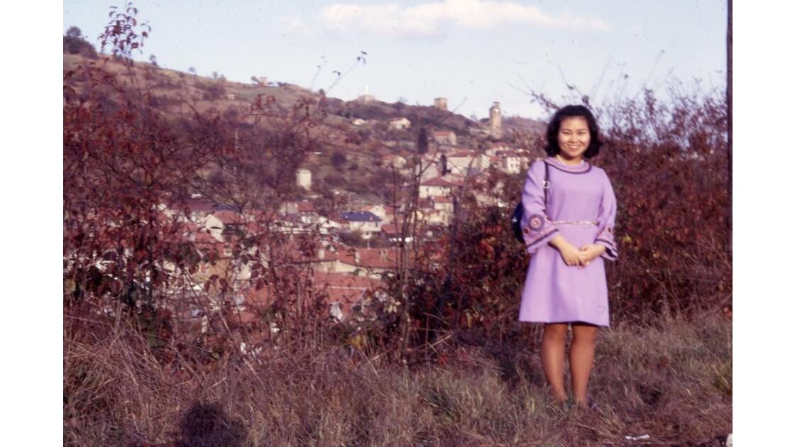 Ayako à Aubin
