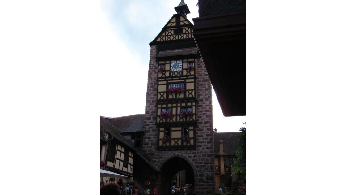 Porte de la ville (Riquewihr)