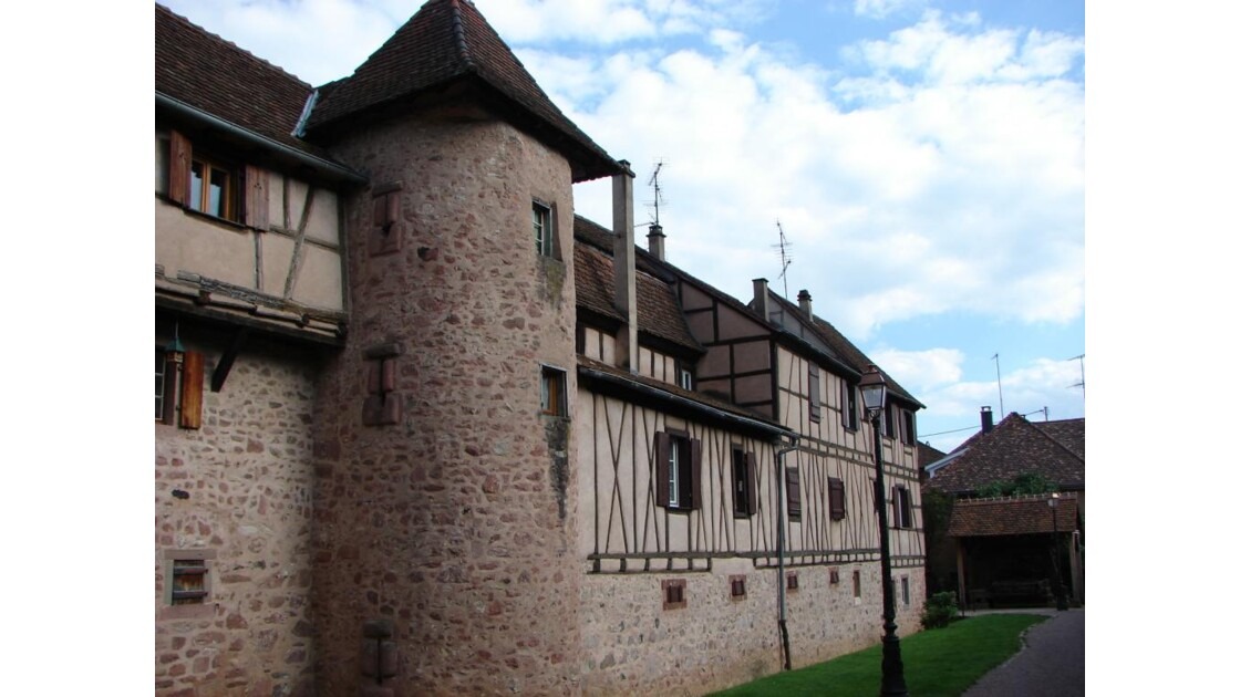 Fortifications (Riquewihr)