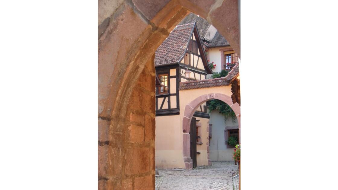 Cour des évêques de Strasbourg