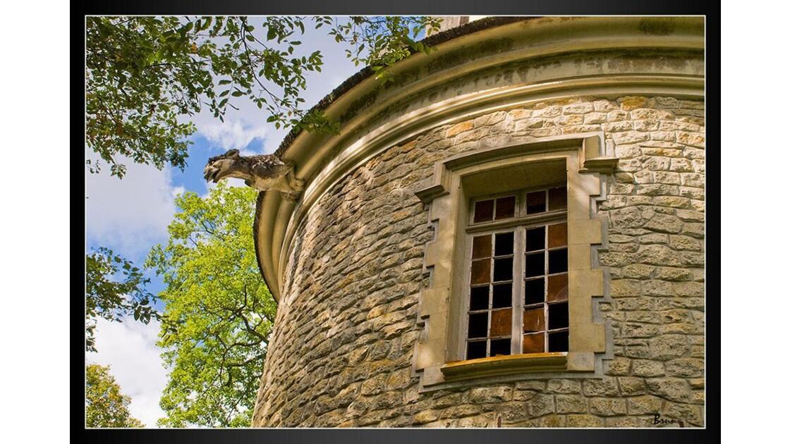 Chateau d'eau - détails