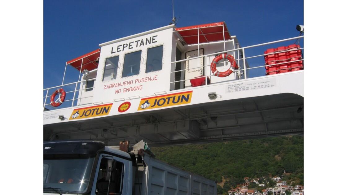 Montenegro Kotor Bac