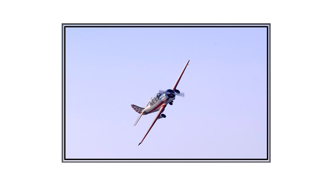 Virage d'un Yakolev Yak-52