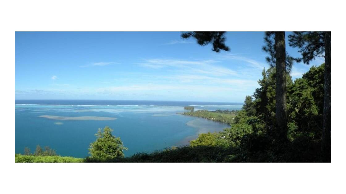 Panoramique Tahiti