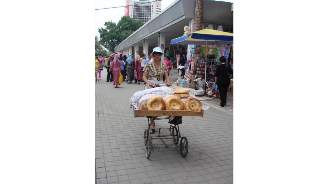 Tachkent Bazar Tchorsou
