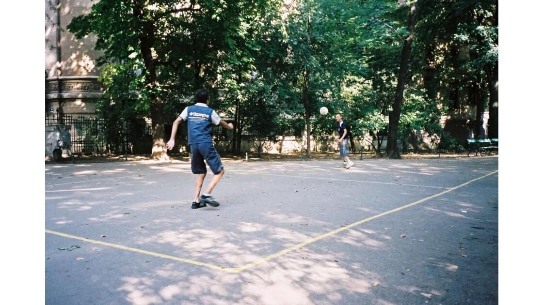 Jeu de Balle (Bucarest)