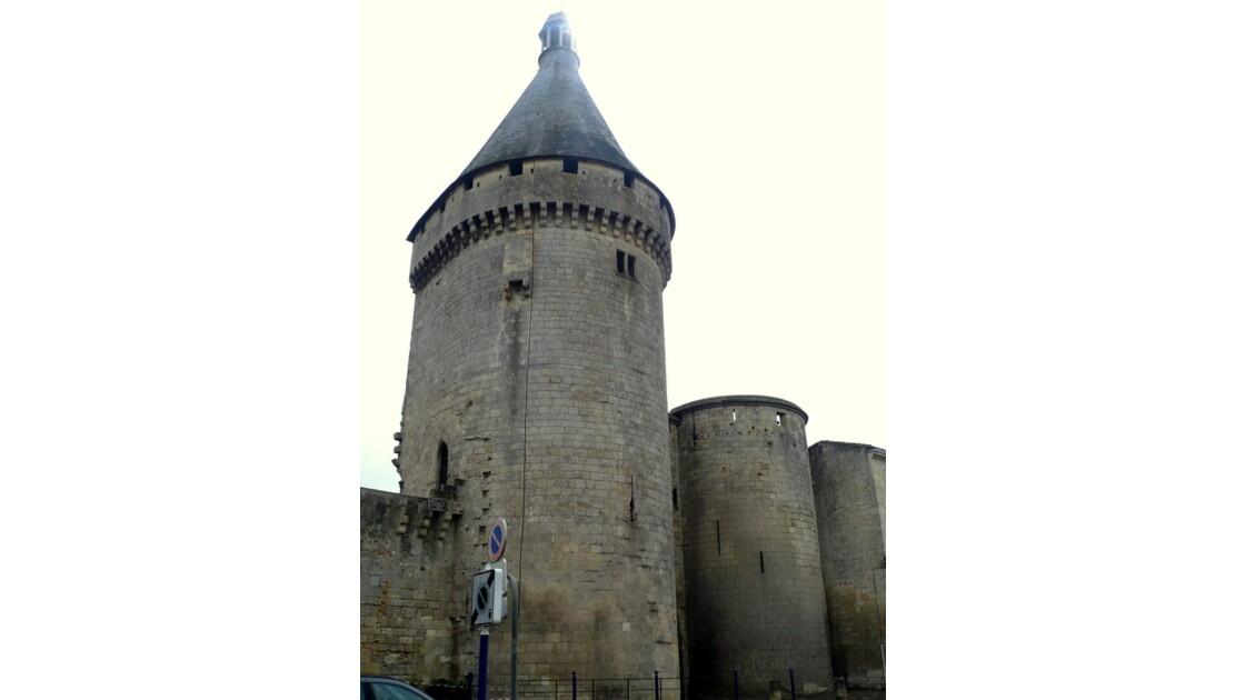 La tour du grand port