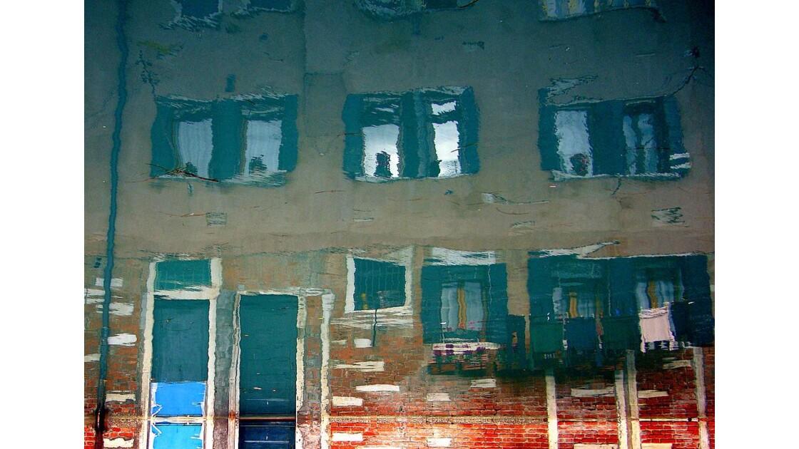 Venise : reflet