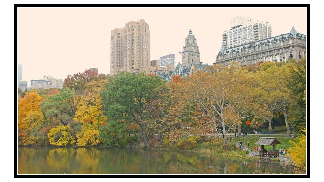 West  side central park NYC